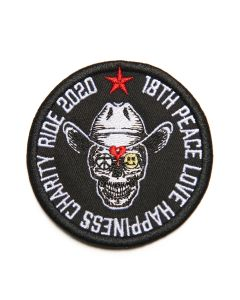 PLH 2020 Ride Patch